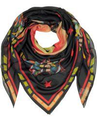 Givenchy Modal And Silk Stars Printed Wrap