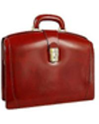 Pratesi - Junior Italian Leather Briefcase - Lyst