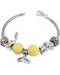 Tedora - Sterling Silver Venice Bracelet - Lyst