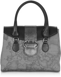 Alviero Martini 1A Classe - Wonder Geo Small Satchel Bag - Lyst