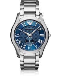 Emporio Armani - Ar11085 Valente Men's Watch - Lyst