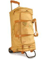 Alviero Martini 1A Classe - 1a Prima Classe - Duffle Travel Bag W/wheels - Lyst