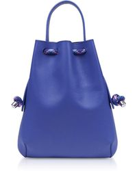 meli melo - Majorelle Blue Briony Mini Backpack - Lyst f54ee5dd201fb