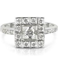 FORZIERI - 0.51 Ctw Diamond 18k White Gold Ring - Lyst