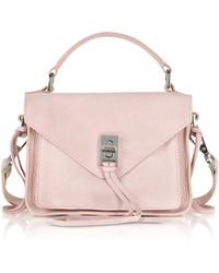 Rebecca Minkoff - Leather Mini Darren Messenger Bag - Lyst