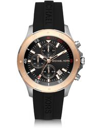 Michael Kors - Walsh Stainless Steel Men's Chronograph Watch - Lyst