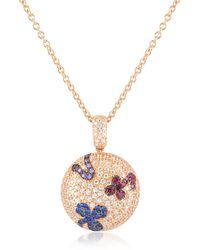 Azhar - Multicolor Fashion Necklace - Lyst