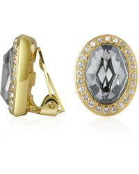 AZ Collection - Clip-on Earrings - Lyst