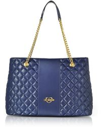 Love Moschino - Quilted Eco Leather Tote Bag - Lyst