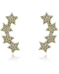 FEDERICA TOSI - Lobo Multi Stars Earrings - Lyst