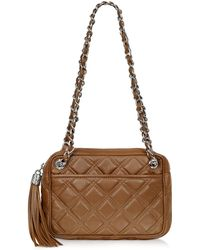 Buti | Quilted Leather Shoulder Bag | Lyst