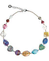 Antica Murrina - Bouquet Necklace - Lyst