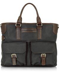 Chiarugi - Genuine Leather Tote - Lyst