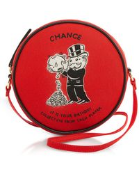 Olympia Le-Tan - Monopoly Chance Crossbody Bag - Lyst