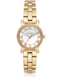 Michael Kors - Petite Norie Analog Bracelet Watch - Lyst
