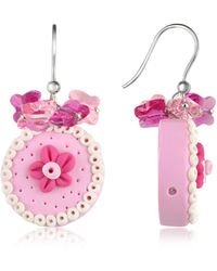 Dolci Gioie - Cake Earrings - Lyst