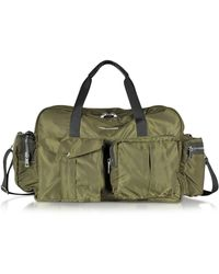 DSquared² - Utilitary Nylon Duffle Bag - Lyst