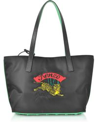 KENZO - Jumping Tiger Small Tote - Lyst
