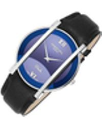 Raymond Weil - Othello - Men's Stainless Steel And Leather Watch - Lyst