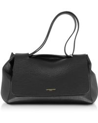 Le Parmentier - Ciprea Hammered Leather Satchel Bag - Lyst