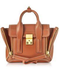 3.1 Phillip Lim - Pashli Mini Satchel Bag - Lyst