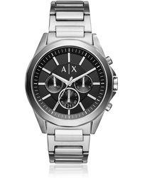 Armani Exchange - Ax2600 Drexler Men's Watch - Lyst