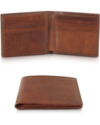 The Bridge - Story Uomo Leather Men's Billfold Wallet - Lyst
