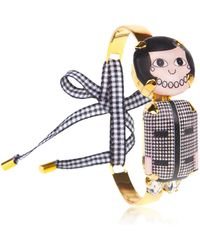 Bijoux De Famille - Coco Mini Chocker Bracelet - Lyst