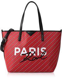 Karl Lagerfeld - K/city Shopper Paris - Lyst