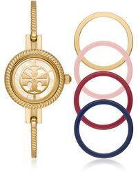 Tory Burch - Tbw4029 The Reva Watch - Lyst
