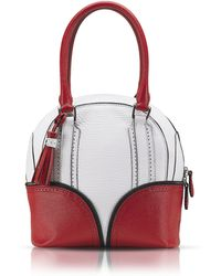 Pineider | 1774 Limited Edition Mini Bowling Leather Bag | Lyst