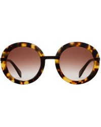 Marc By Marc Jacobs - 490/s Spotted Havana - Lyst