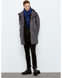 Frank And Oak - State Concepts Capital Ii Primaloft® Parka In Grey - Lyst