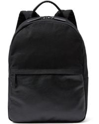 Frank And Oak - The Day Off Backpack In Black - Lyst