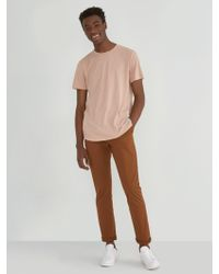 Frank And Oak - The Becket Chino In Camel - Lyst