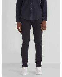 Frank And Oak - The Tyler Skinny-stretch Jean In Indigo - Lyst