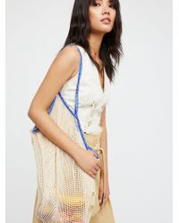 Free People - Nothing But Net Bag - Lyst