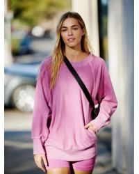 Free People - Better Days Sweat By Fp Movement - Lyst