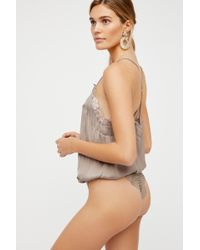 Free People - Hbd Bodysuit By Intimately - Lyst