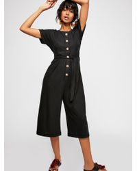 Free People - Lighthouse Jumpsuit - Lyst