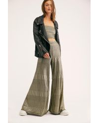 Free People - Shiny Strappy Co-ord - Lyst