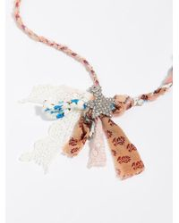 Free People - Daphne Necklace By Dannijo - Lyst