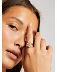 Free People - Morning Glory Ring - Lyst