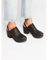 Free People - Logan Clog - Lyst