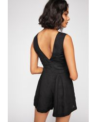 55c151e23499 Free People - Soleil Romper By Endless Summer - Lyst