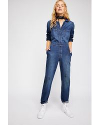 fa0dd04aec1 Lyst - Women s Free People Jumpsuits Online Sale