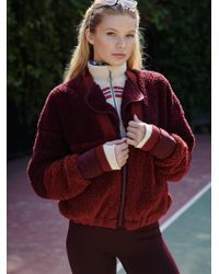 Free People - Everest Jacket By Fp Movement - Lyst