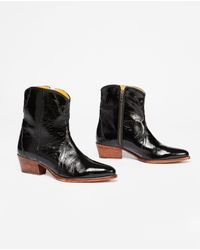 Free People - New Frontier Western Boot By Fp Collection - Lyst