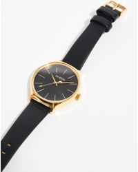 Free People - The Clique Leather Watch - Lyst