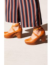 cb452539b1 Free People - Buena Vista Clog By Fp Collection - Lyst